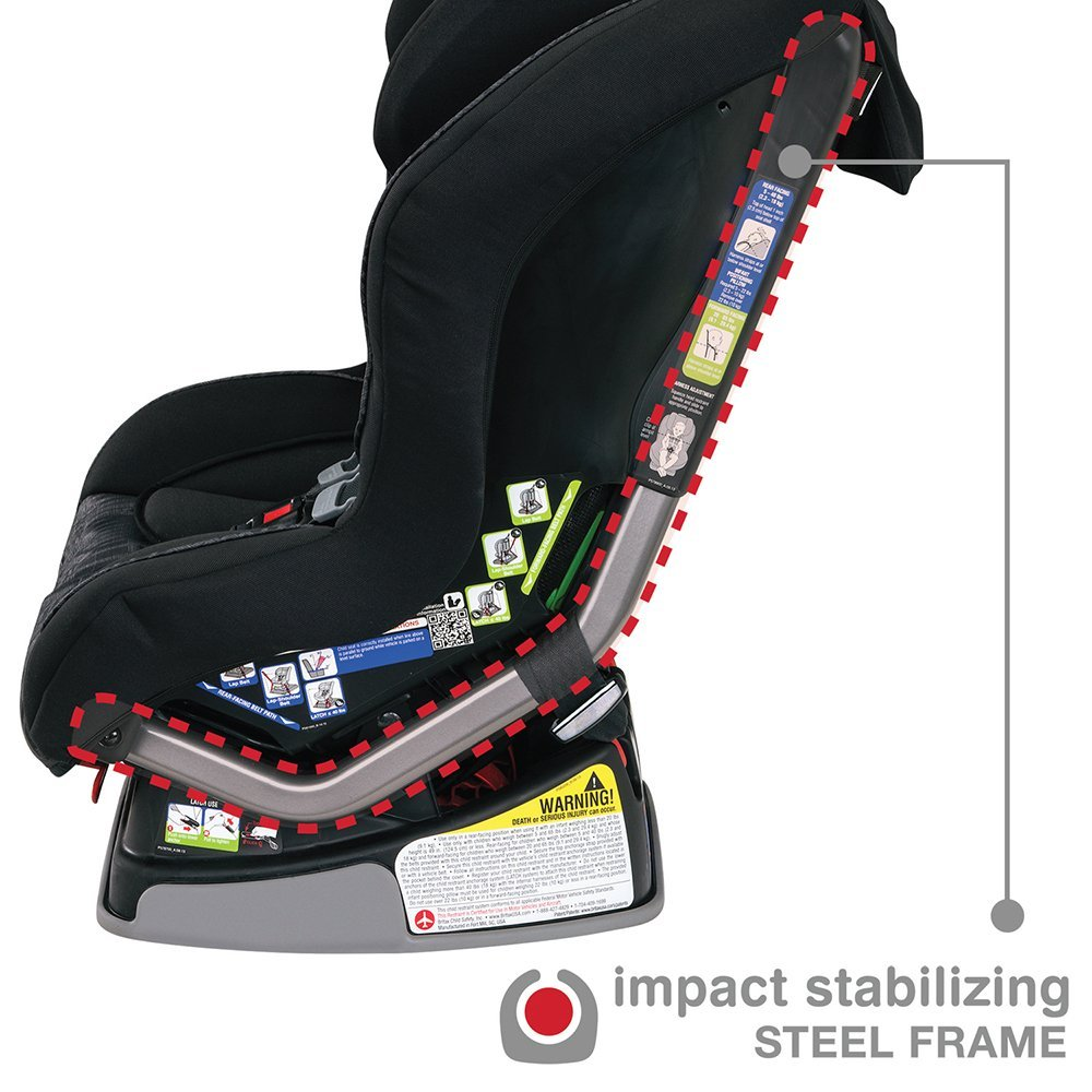 Britax Roundabout G4.1 Convertible Car Seat | Full Review
