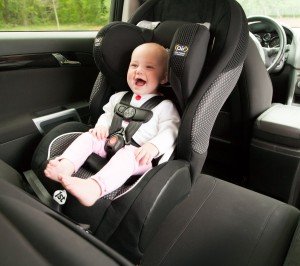 Complete Air 65 Convertible Car Seat | Baby Car Seat Review